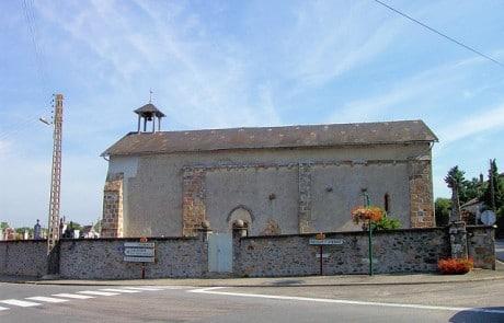 La « chapelle de Beaumoussou »