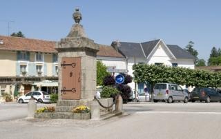 Fontaine place Dr Octave Marquet