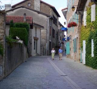 La « Rue Jean Parvy »