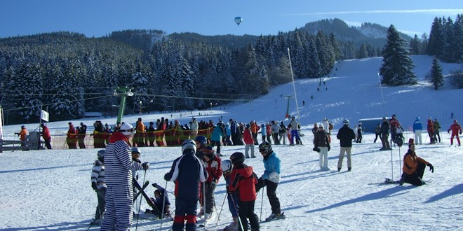 Séjour de ski en Andorre