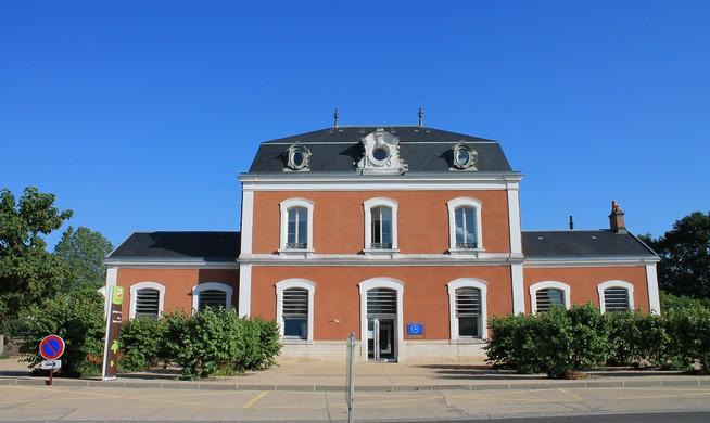 Ancienne gare Pôle socio-culturel