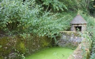 Fontaine à Biennac