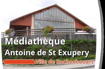 Médiathèque A. St Exupéry